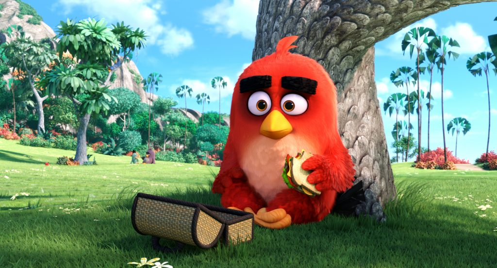The Angry Birds Movie. Photo courtesy: Sony Pictures