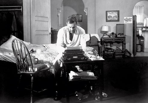 """""""The poor dope, he always wanted a pool."""" -- A line from Billy Wilder's Sunset Boulevard about a writer who gets pulled into the life of a has-been movie star. Photo credit: Paramount Pictures"""