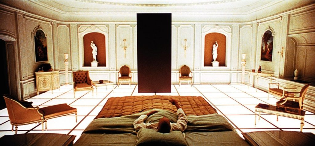 Stanley Kubrick's 2001: A Space Odyssey. Photo courtesy: Warner Bros.