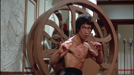 Be the dragon. Enter The Dragon, 1973. Photo courtesy: Warner Bros