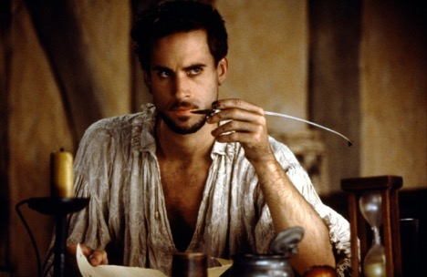 Get those quills scratching. Shakespeare In Love, 1998. Photo courtesy: Miramar