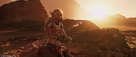 """I'm gonna have to science the sh%$ out of this."" The Martian, 2015 Photo courtesy: 20th century Fox"