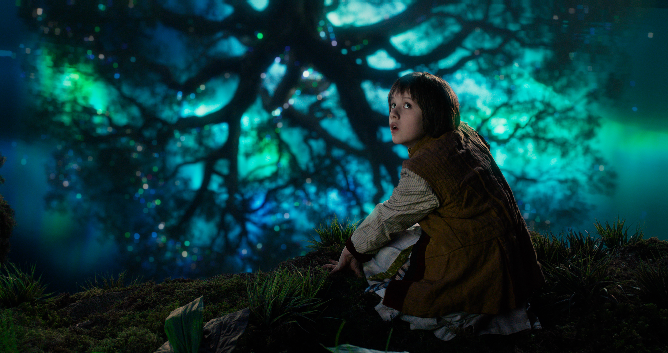 A young girl named Sophie (Ruby Barnhill) goes on the adventure of a lifetime. Photo courtesy: Disney Pictures