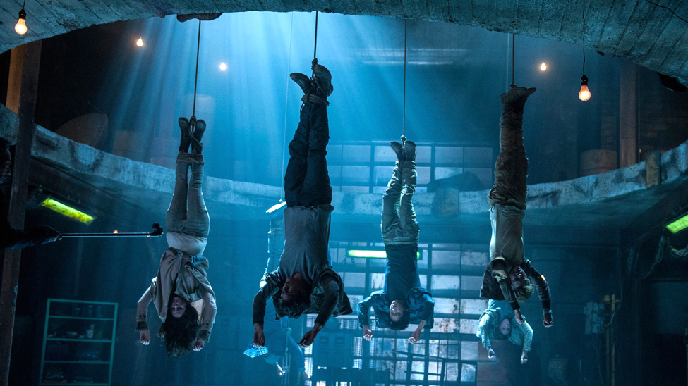 Waiting for a response is like... Maze Runner: Scorch Trials (2015) Photo courtesy: 20th Century Fox