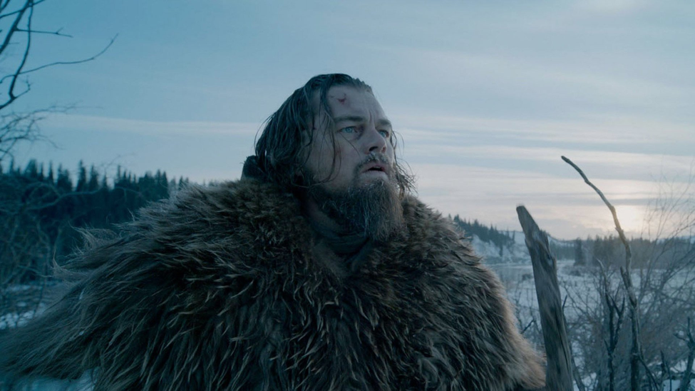 Awesome vacay in progress. The Revenant (2015) Photo courtesy: New Regency Pictures