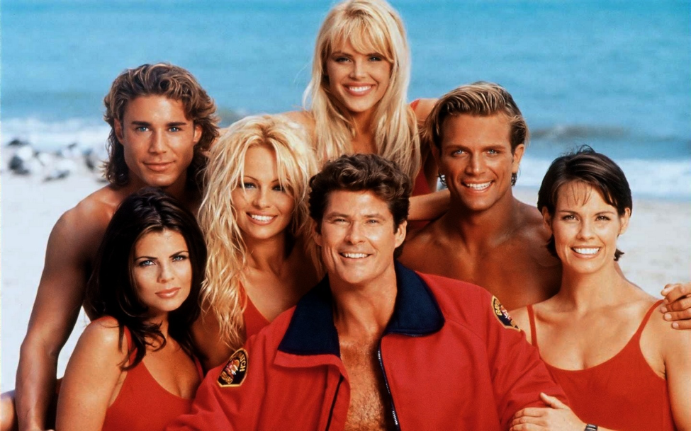 Best. Posse. Ever. Baywatch (1991-2001) Photo courtesy: NBC