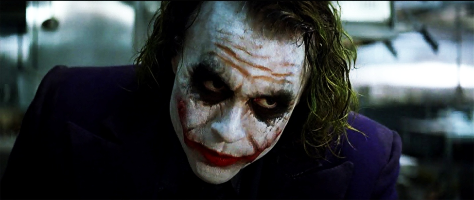 The Dark Knight (2008) Photo courtesy: Warner Bros.