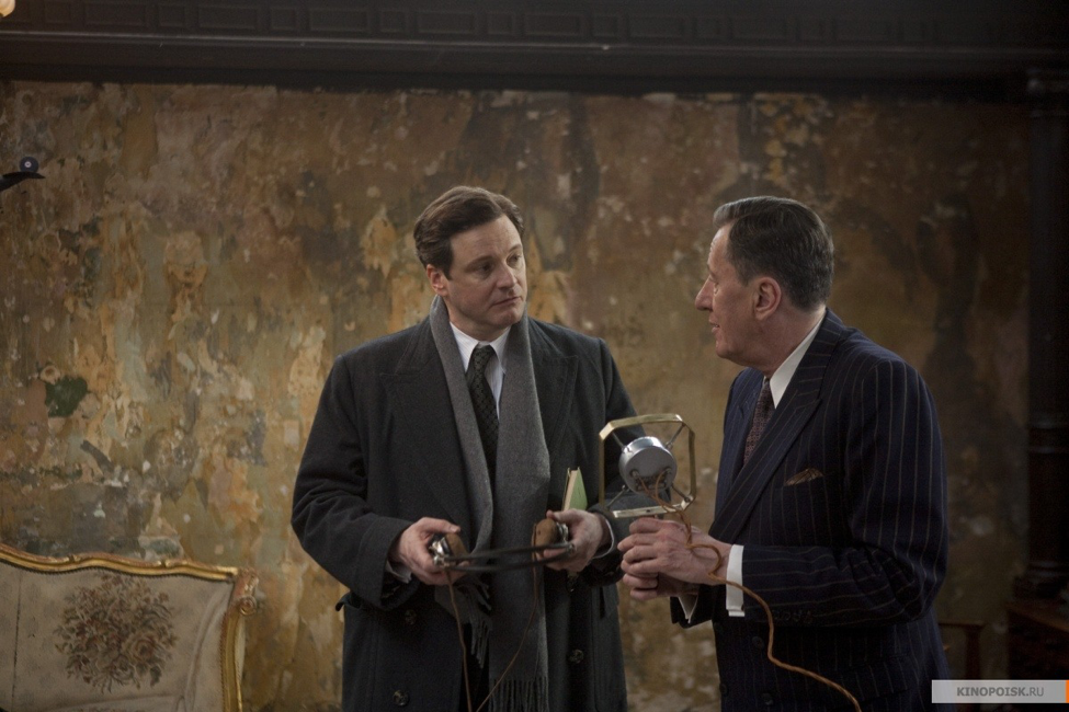 """The King's Speech"" (2010) Photo courtesy: Weinstein Company"