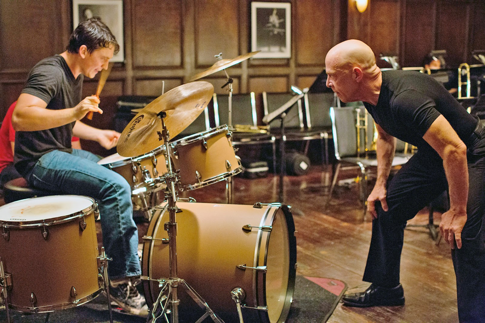 """Whiplash"" (2014) Photo courtesy: Sony Pictures"