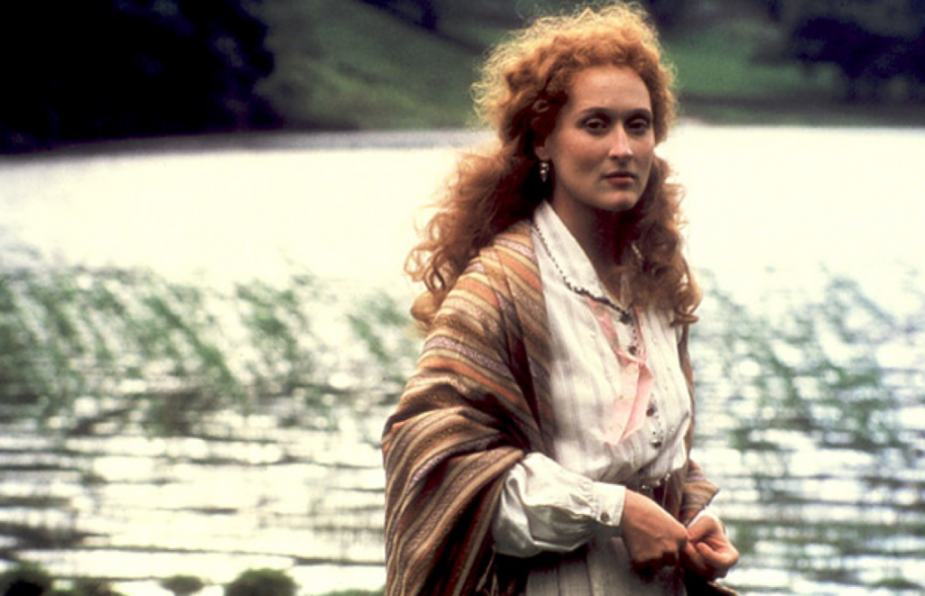 The French Lieutenant's Woman (1981) Photo courtesy: United Artists