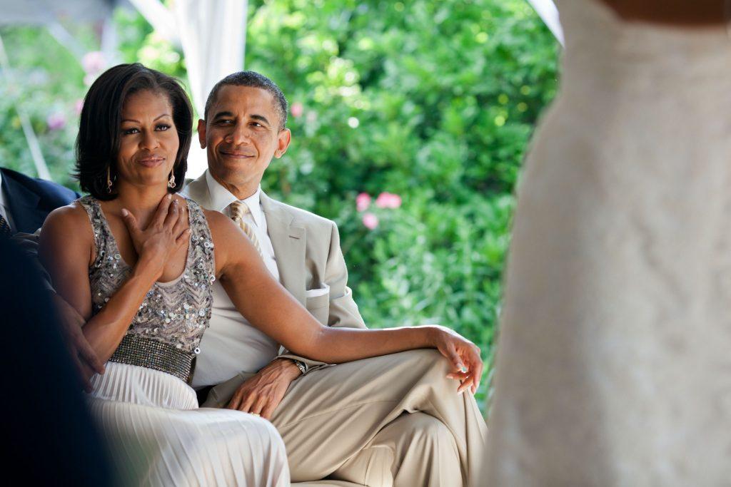Photo courtesy: White House photography
