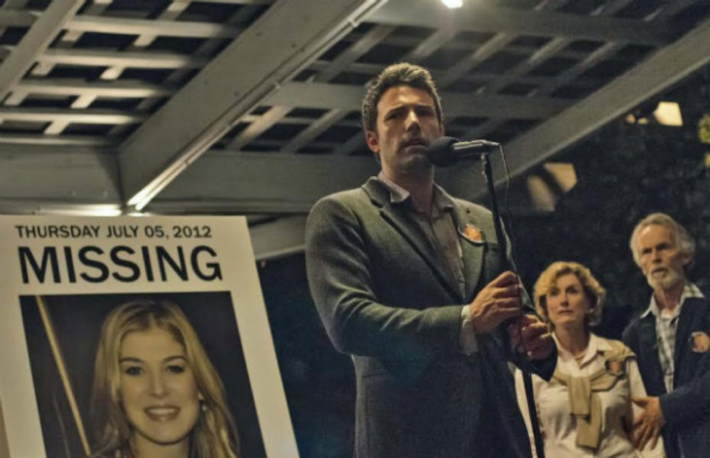 Gone Girl (2014) - Photo courtesy: Twentieth Century Fox