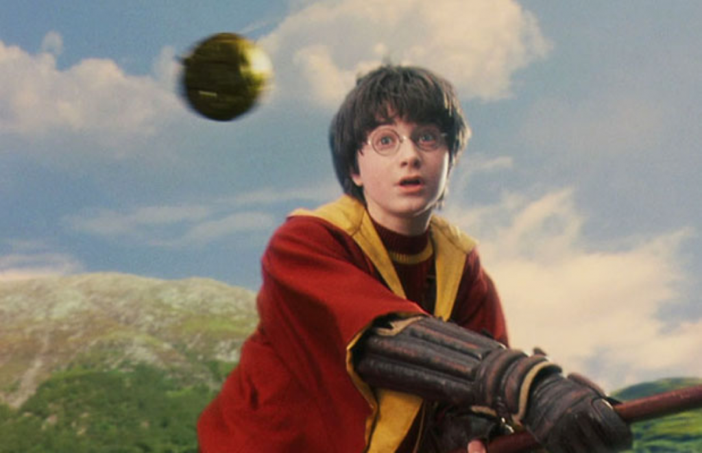 Harry Potter and the Sorcerer's Stone (2001) – Photo Courtesy of: Warner Brothers