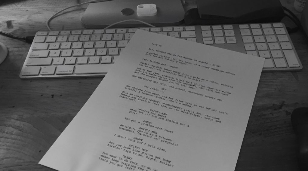 what goes where how to format a screenplay screenwritingu magazine