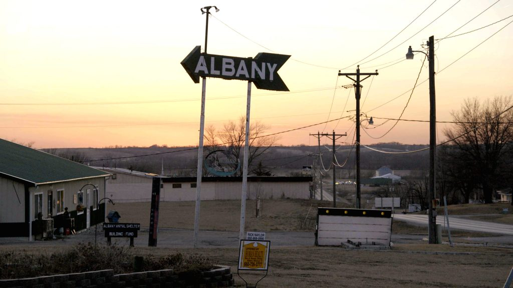 Albany, Missouri. Photo courtesy: Netflix