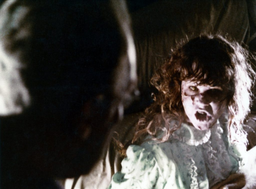possession in the exorcist essay The possession is a 2012 american supernatural horror film directed by ole bornedal bornedal cited films like the exorcist as an inspiration, praising their.