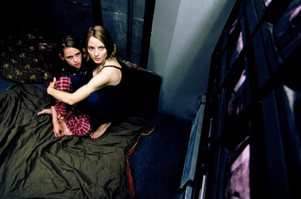 Panic Room (2002). Photo courtesy: Columbia Pictures Corporation