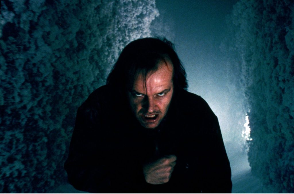 The Shining. Photo courtesy: Warner Bros.