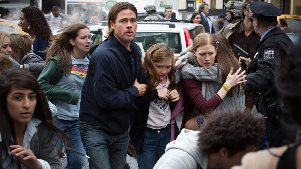 World War Z. Photo courtesy: Paramount Pictures