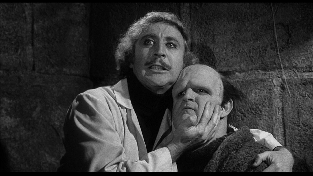 Young Frankenstein (1974). Photo courtesy: Twentieth Century Fox Film Corporation