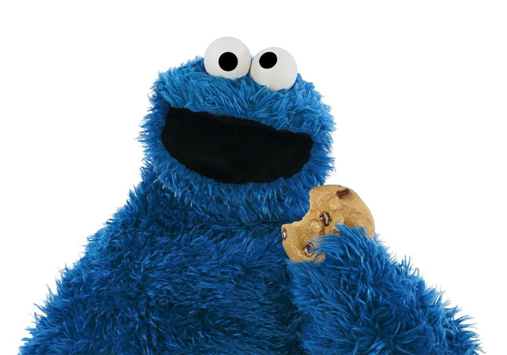 """Think about how clever this character's name is. """"Cookie Monster"""" tells you everything you need to know about this character. It's fun, appealing and the reader """"gets"""" it right away. Photo credit: Children's Television Workshop"""