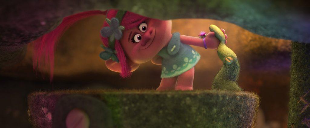 Trolls. Photo courtesy: DreamWorks Animation