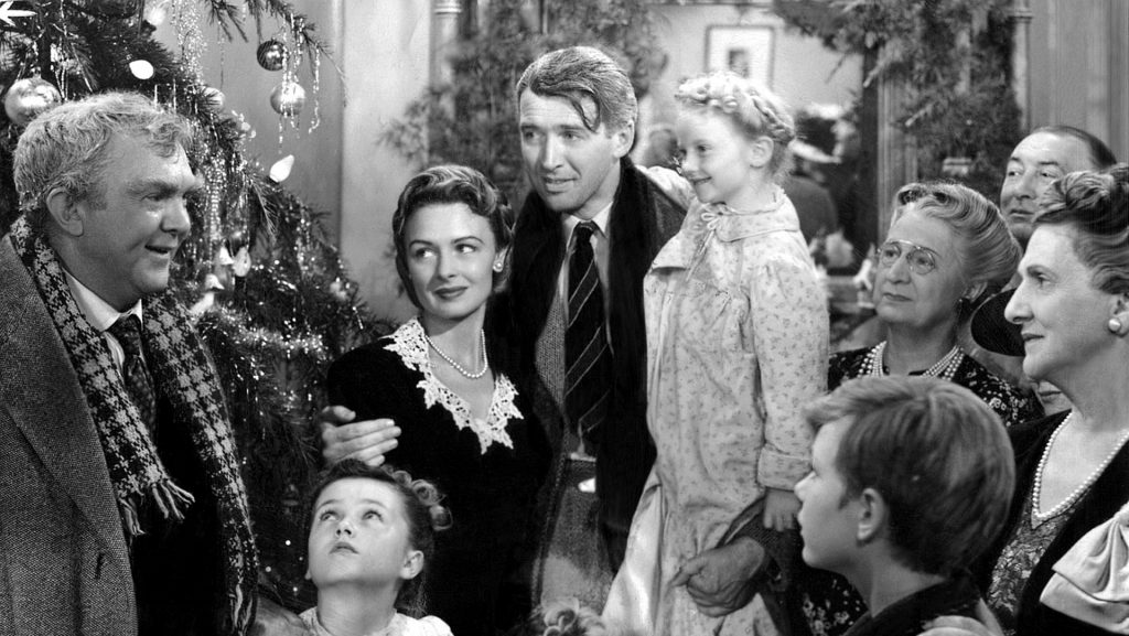 It's a Wonderful Life. Photo courtesy: Paramount Pictures
