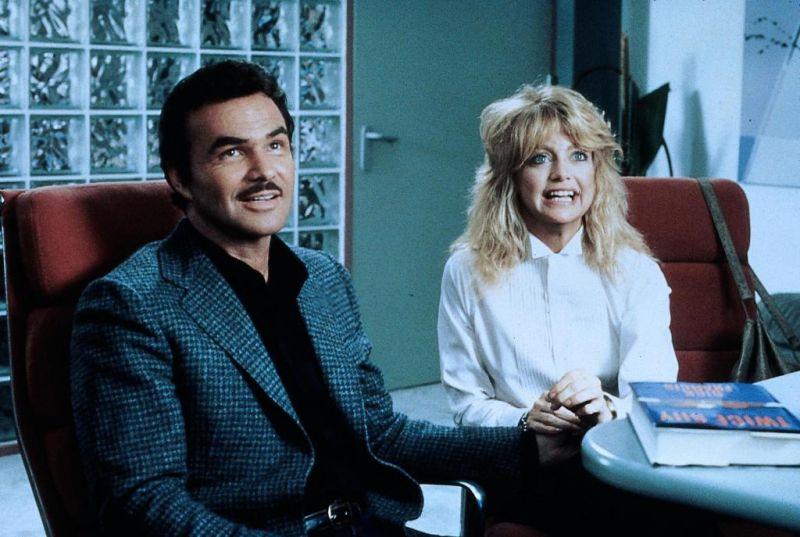 Burt Reynolds and Goldie Hawn in Best Friends