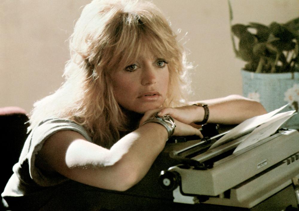Goldie Hawn in Best Friends (1982)