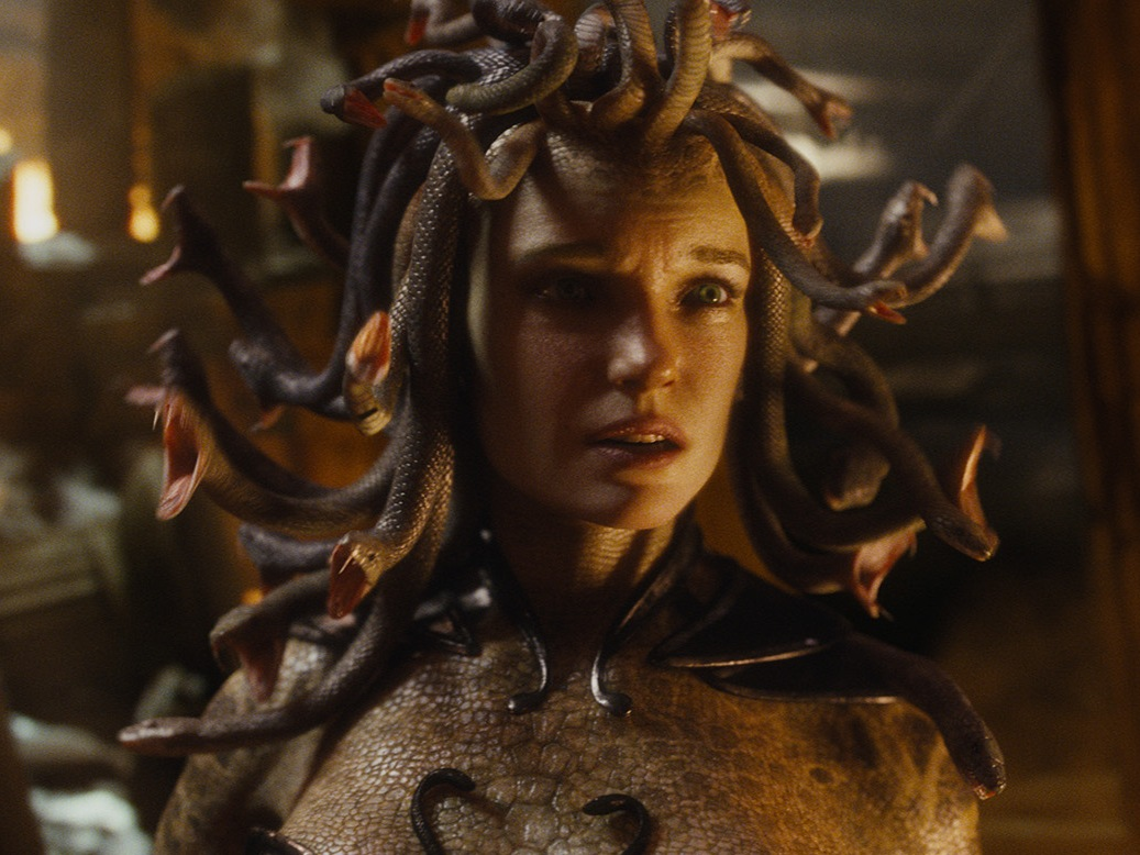 Medusa Clash of the Titans