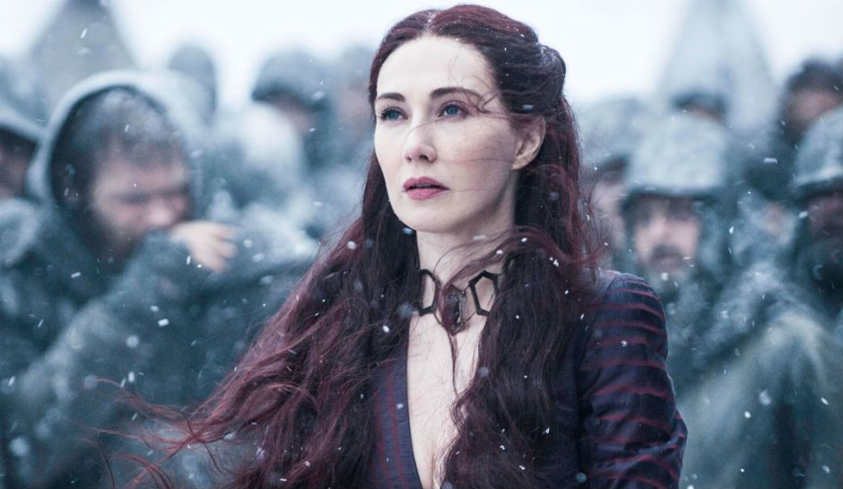 Melisandre knows all about flying solo