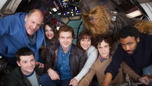Production Photo from Untitled Han Solo Film